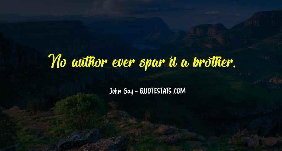John Gay Quotes #1001677