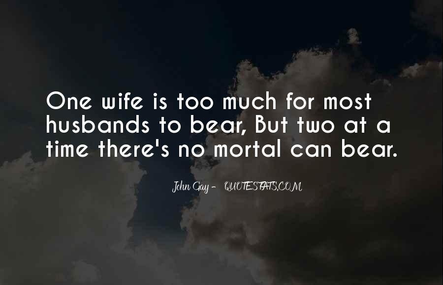 John Gay Quotes #1101084