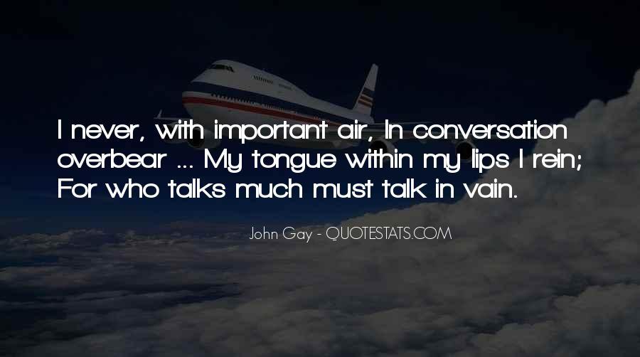 John Gay Quotes #1104504