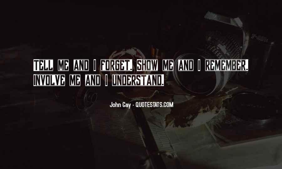 John Gay Quotes #1107680
