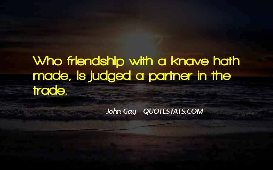 John Gay Quotes #1240095