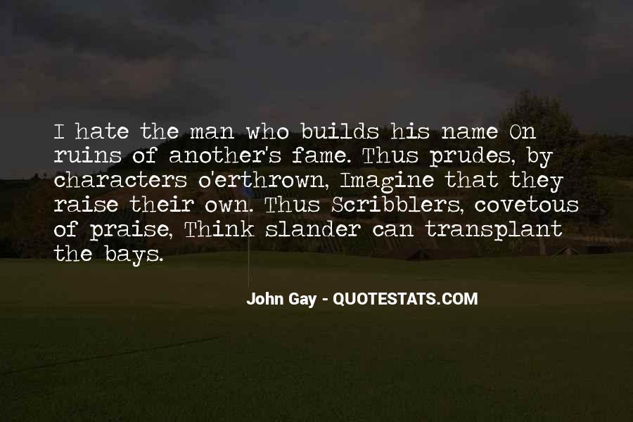 John Gay Quotes #1315834