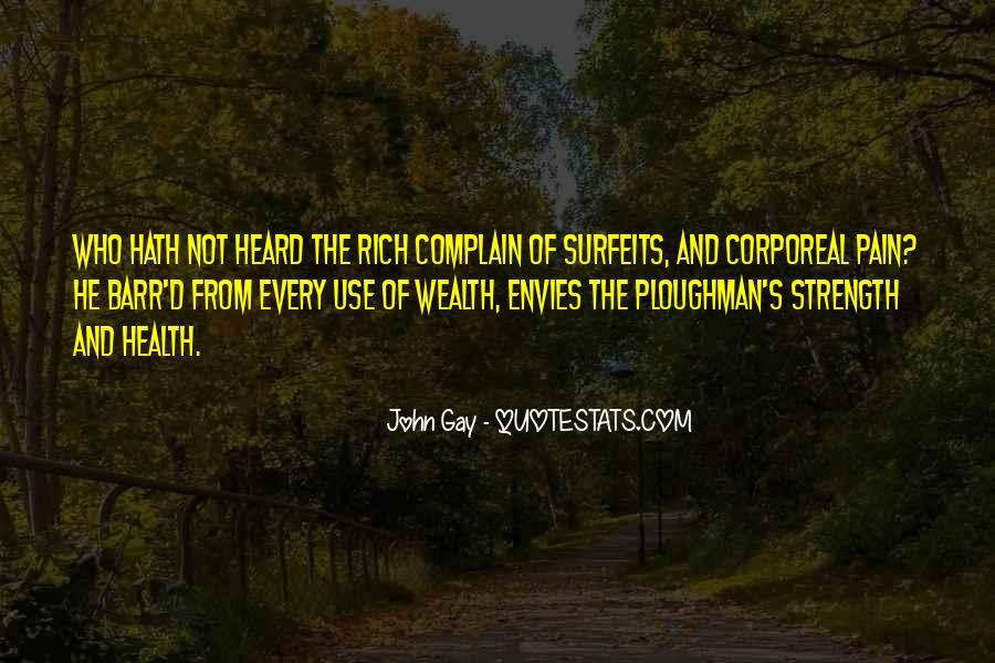 John Gay Quotes #1445653