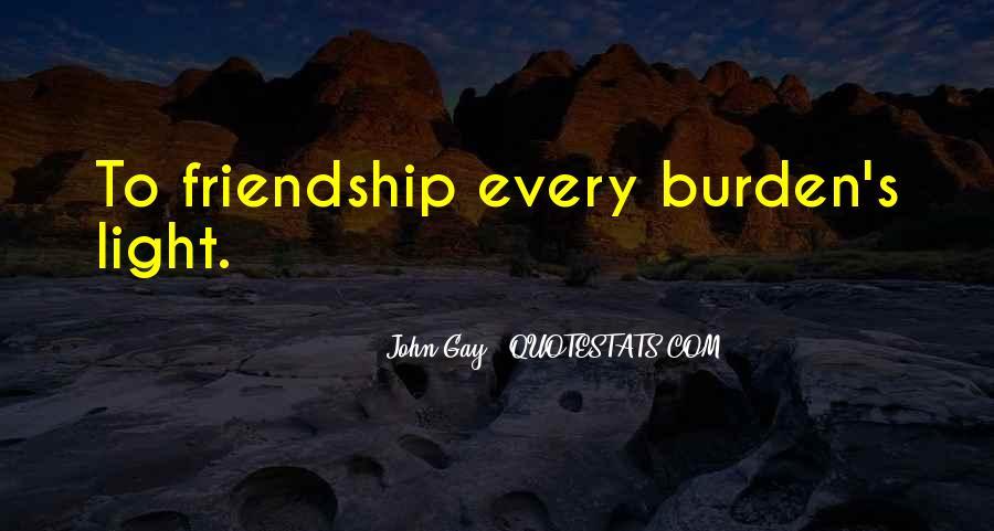 John Gay Quotes #164053