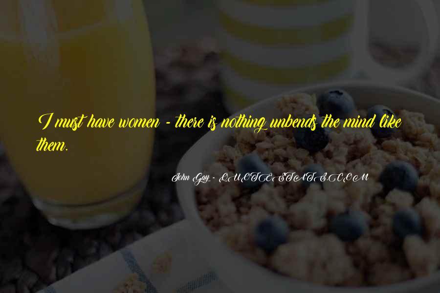 John Gay Quotes #1745635