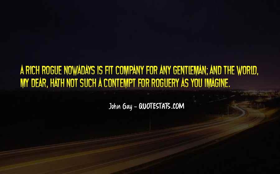 John Gay Quotes #175391