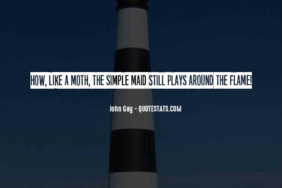 John Gay Quotes #213744