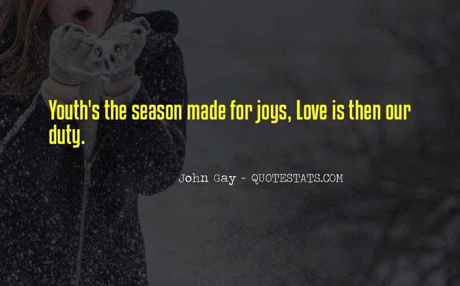 John Gay Quotes #327063