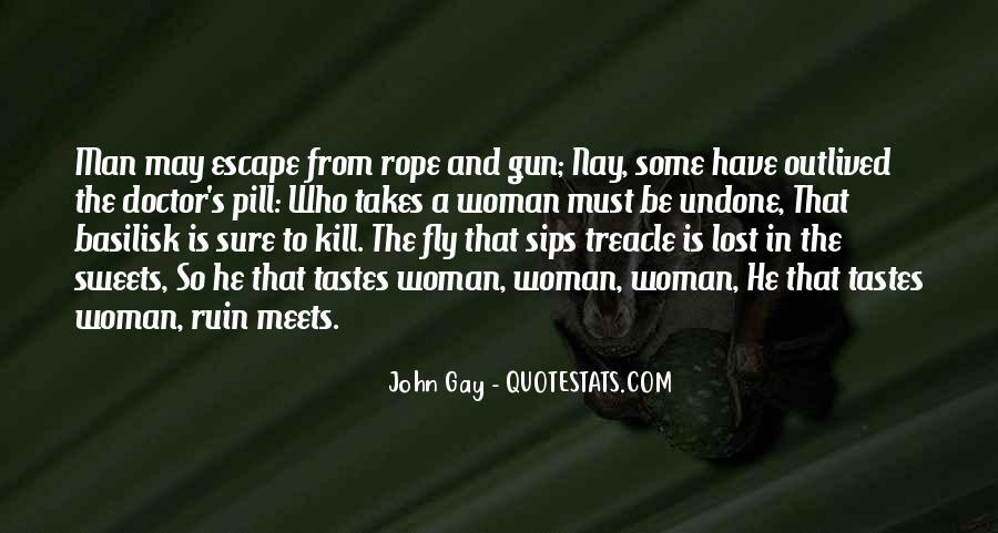 John Gay Quotes #35710