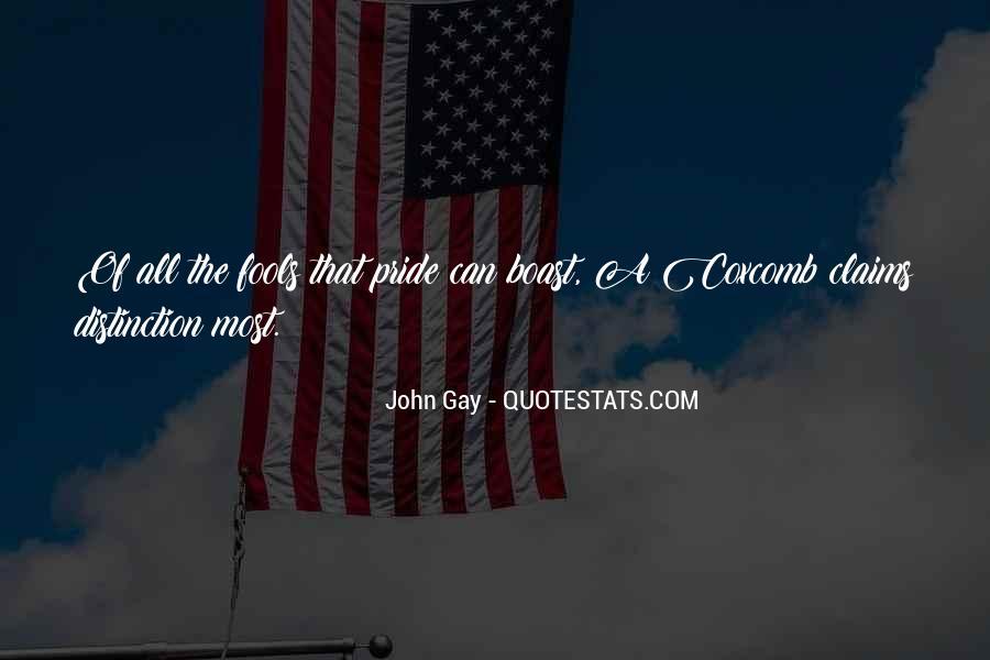 John Gay Quotes #36746