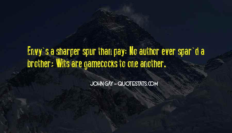 John Gay Quotes #387831