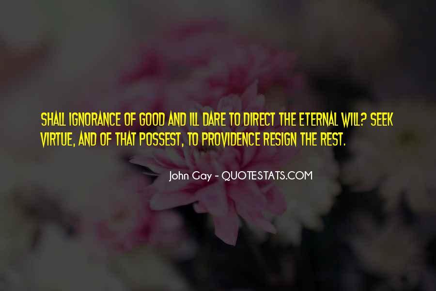 John Gay Quotes #445567