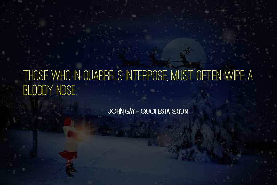 John Gay Quotes #51487