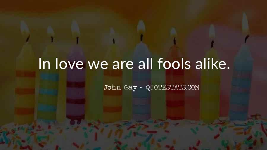 John Gay Quotes #582396