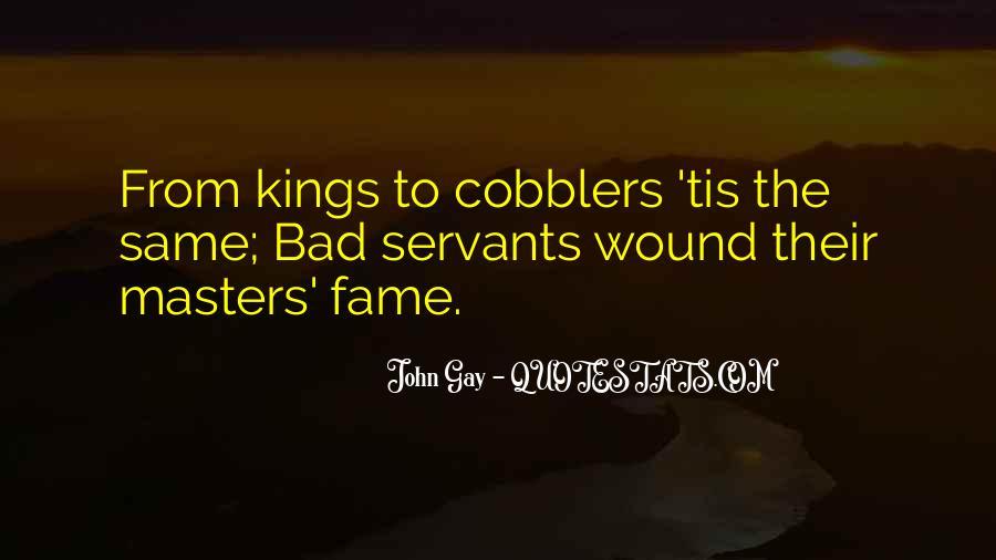 John Gay Quotes #658261