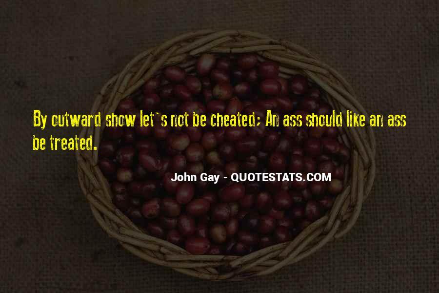 John Gay Quotes #698263