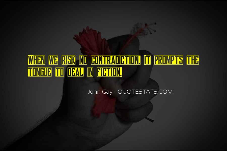 John Gay Quotes #779233