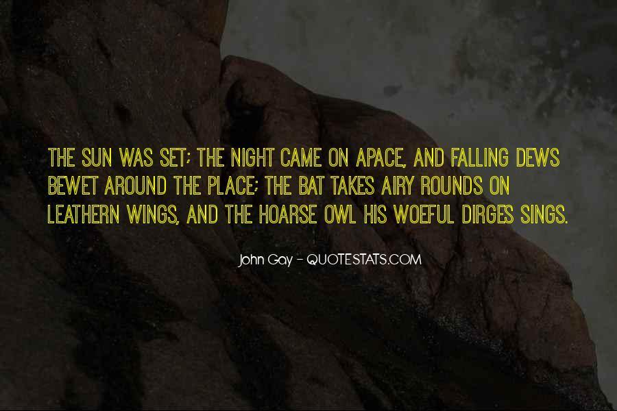 John Gay Quotes #824967