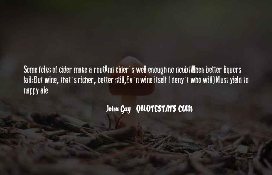 John Gay Quotes #894058
