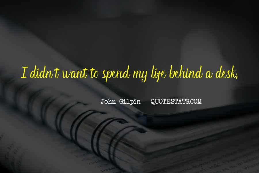 John Gilpin Quotes #1226459