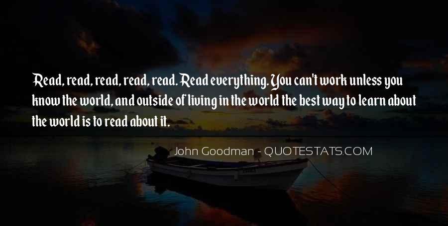 John Goodman Quotes #1673407