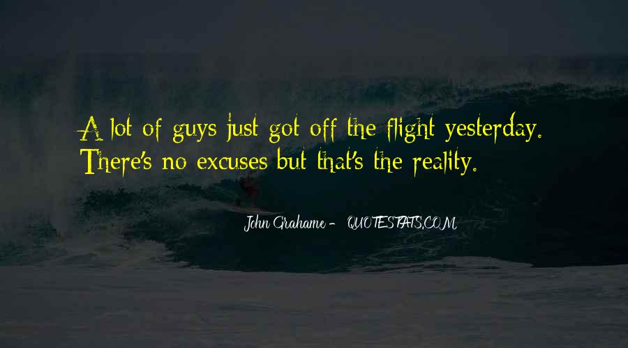 John Grahame Quotes #1647231