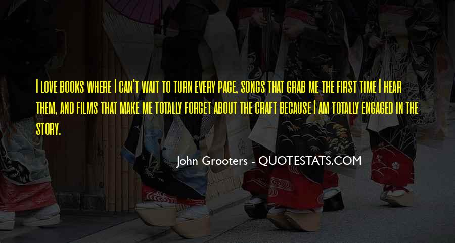 John Grooters Quotes #1152675