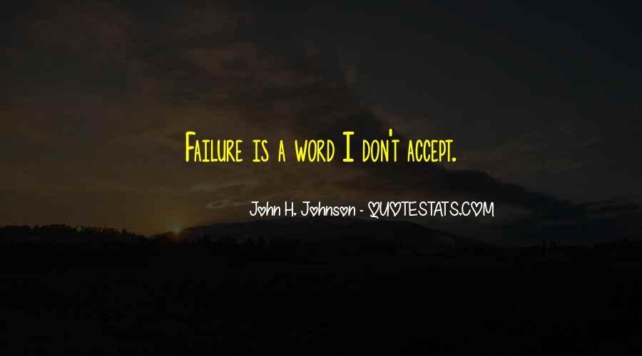 John H. Johnson Quotes #1070595