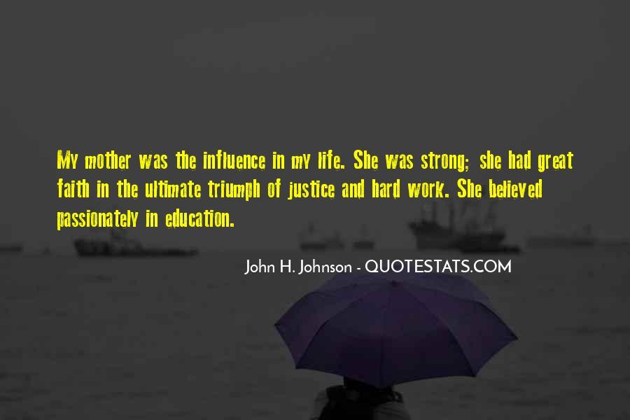 John H. Johnson Quotes #1192107