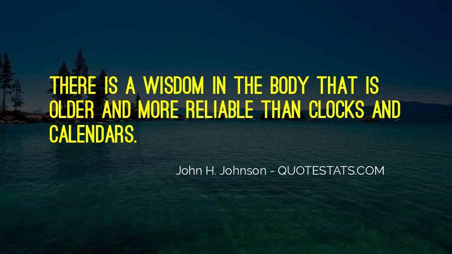 John H. Johnson Quotes #1543549
