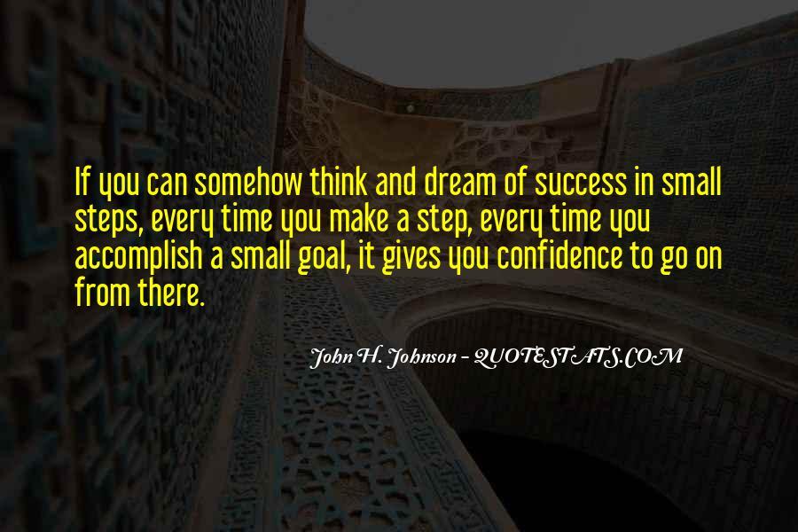 John H. Johnson Quotes #1836331