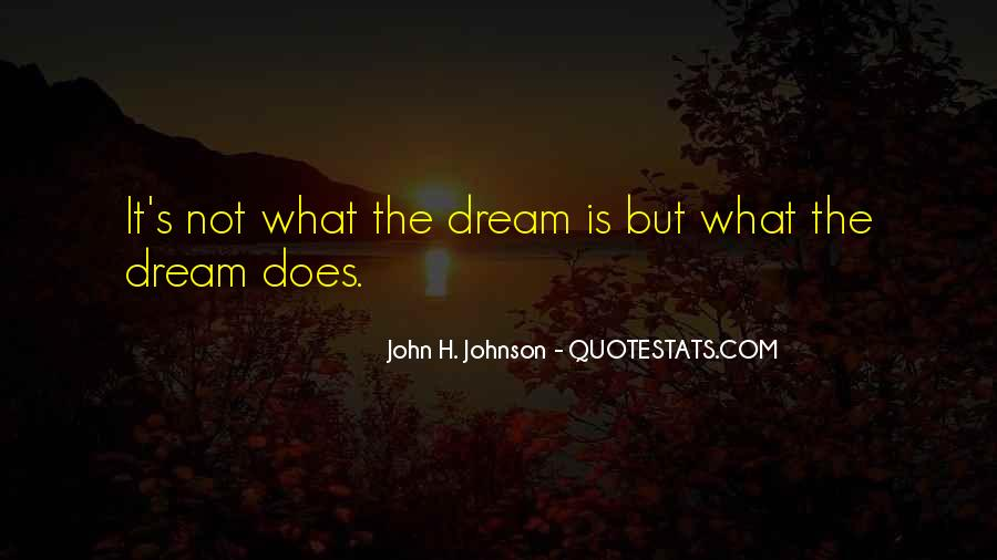 John H. Johnson Quotes #247491