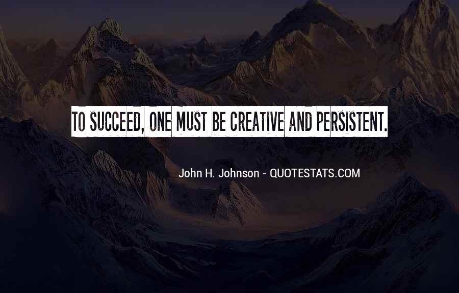 John H. Johnson Quotes #326974