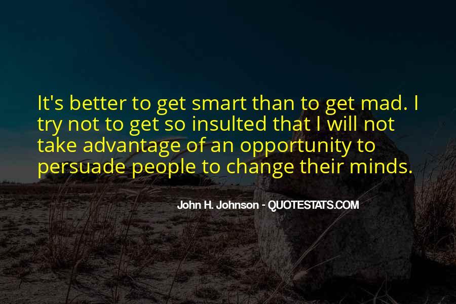 John H. Johnson Quotes #542771