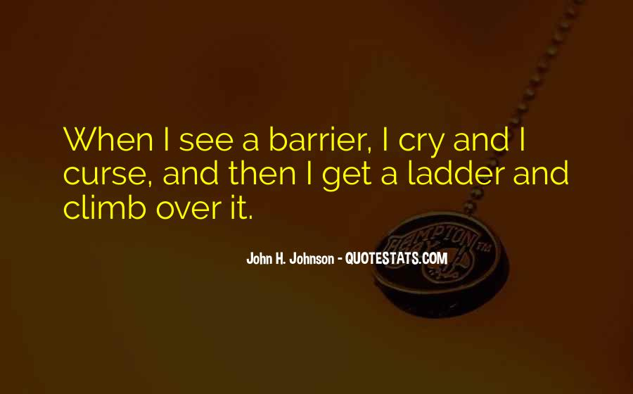 John H. Johnson Quotes #99671