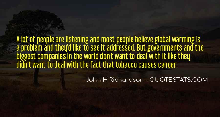 John H Richardson Quotes #1401468