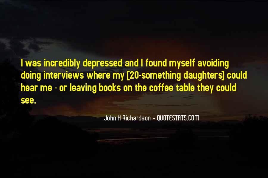 John H Richardson Quotes #1454644