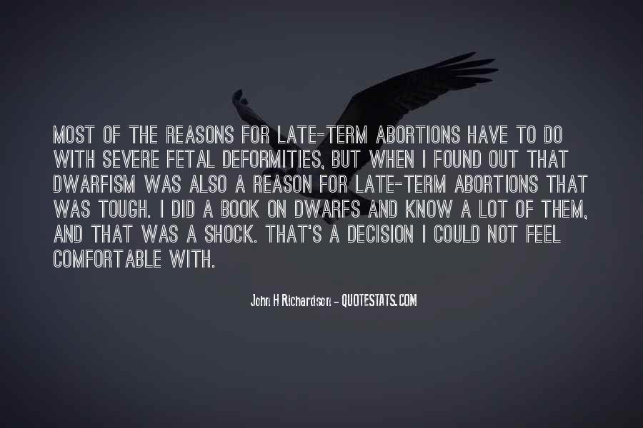 John H Richardson Quotes #1805367