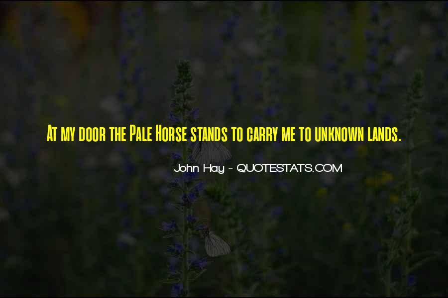 John Hay Quotes #1038397