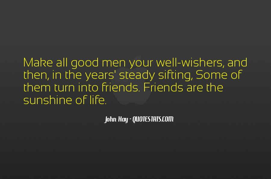 John Hay Quotes #13991