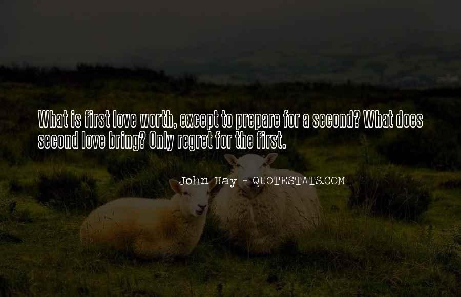 John Hay Quotes #1413150
