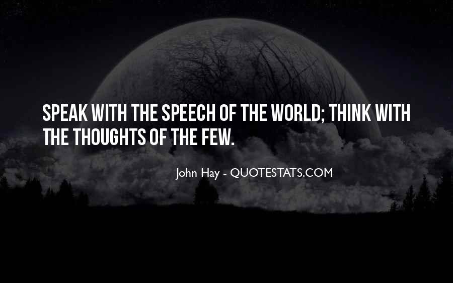 John Hay Quotes #1675370