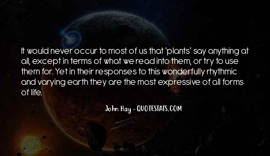 John Hay Quotes #738824
