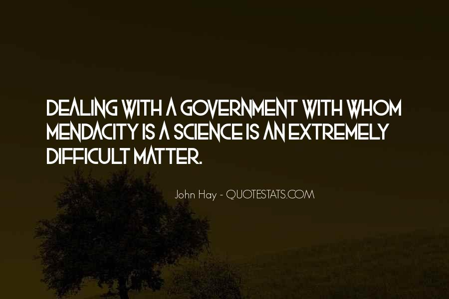 John Hay Quotes #760896