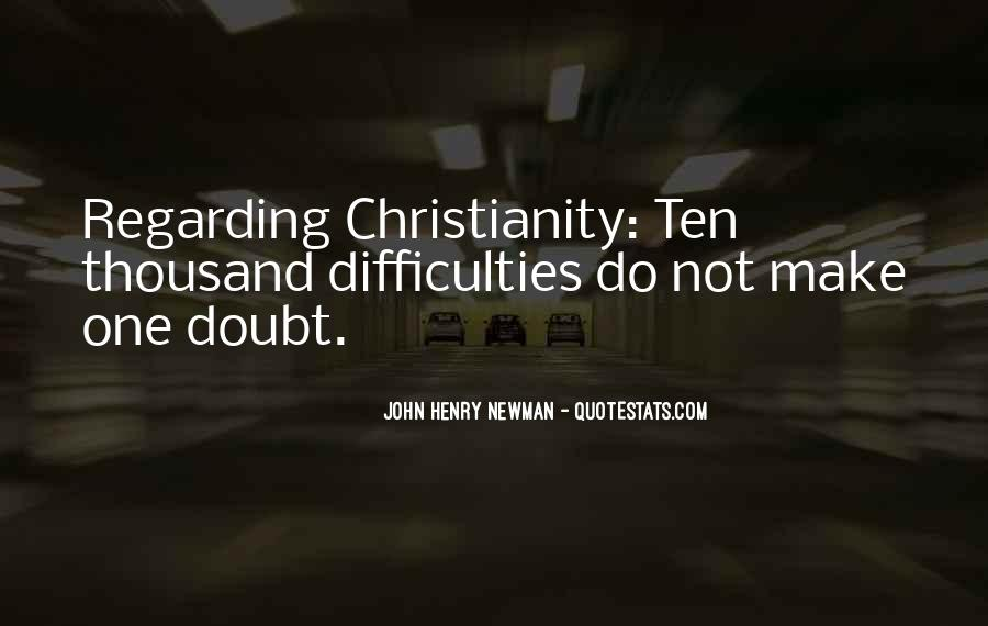 John Henry Newman Quotes #1466203
