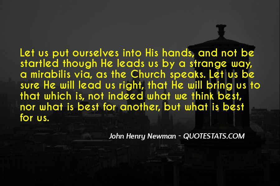 John Henry Newman Quotes #1866938