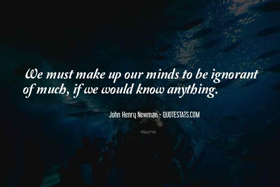 John Henry Newman Quotes #197389