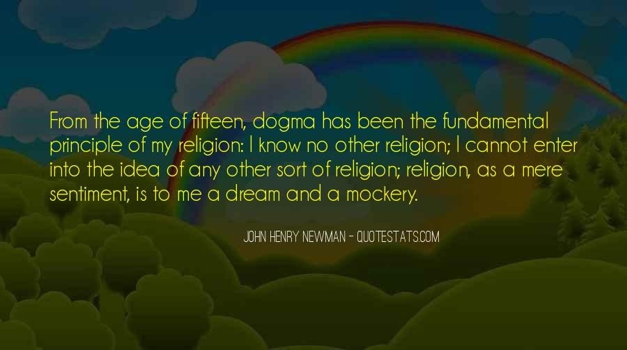 John Henry Newman Quotes #635406