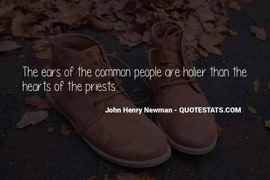 John Henry Newman Quotes #690511