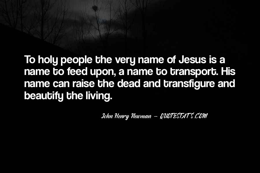 John Henry Newman Quotes #695689